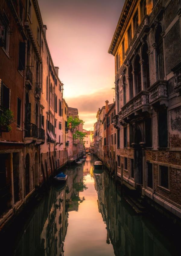 ECA Finance Training: Venice