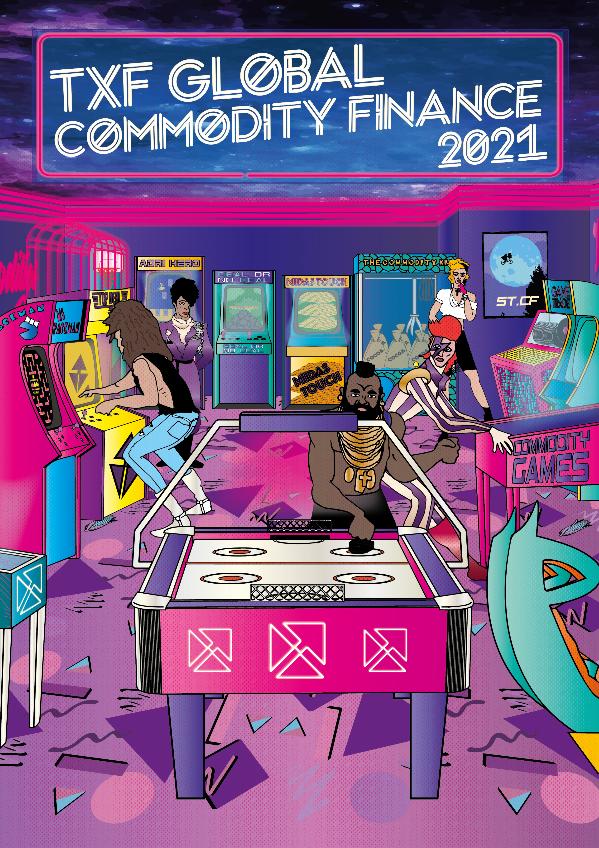 TXF Global Commodity Finance Virtual 2021