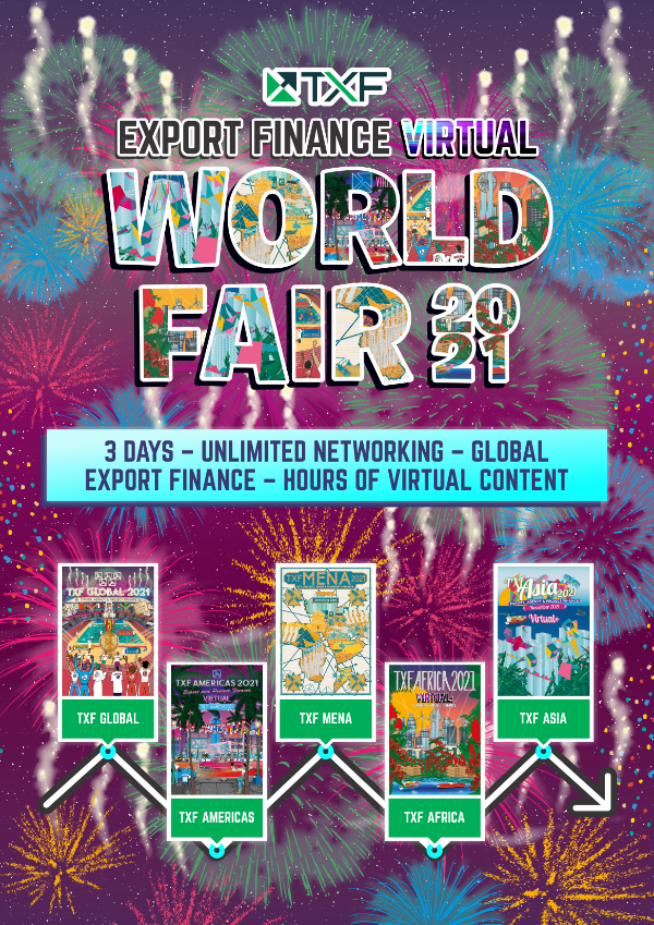 TXF Export Finance Virtual World Fair 2021