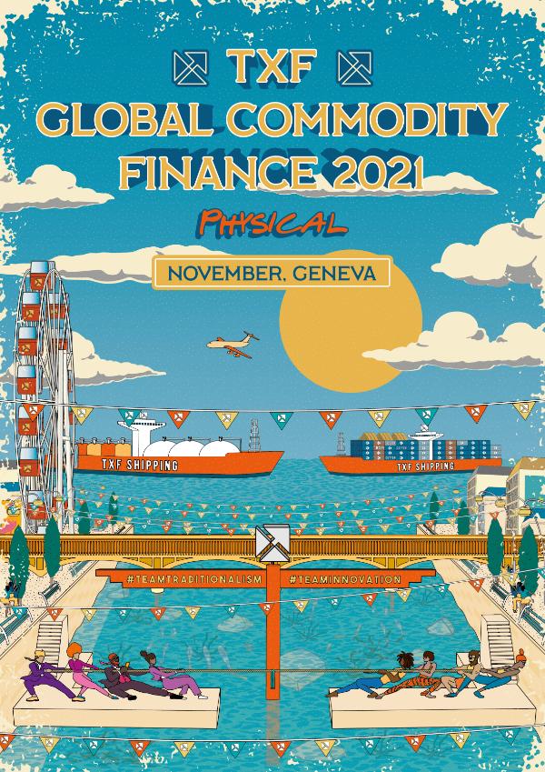 TXF Global Commodity Finance 2021: Geneva