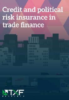 Credit and political risk insurance in trade finance