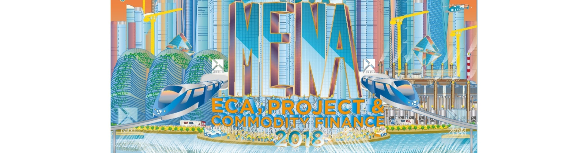 TXF MENA 2018: ECA, Project and Commodity Finance