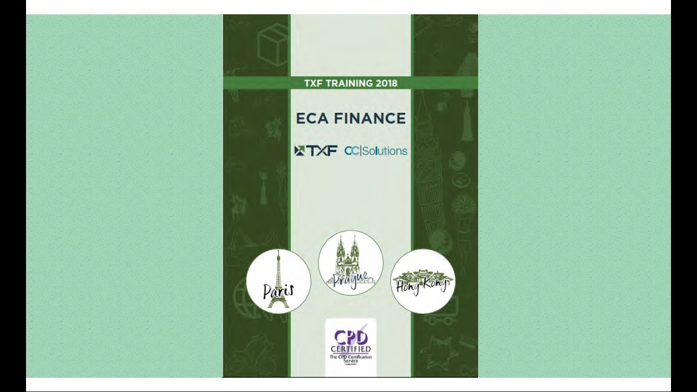 ECA Finance Training Hong Kong 2018