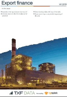 Export Finance H1 2019 Report.