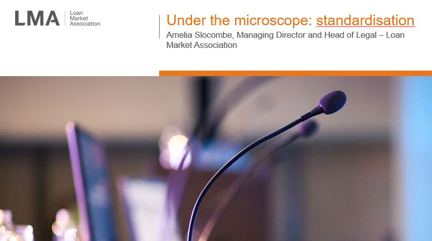 1215 Under the microscope: standarised documentation