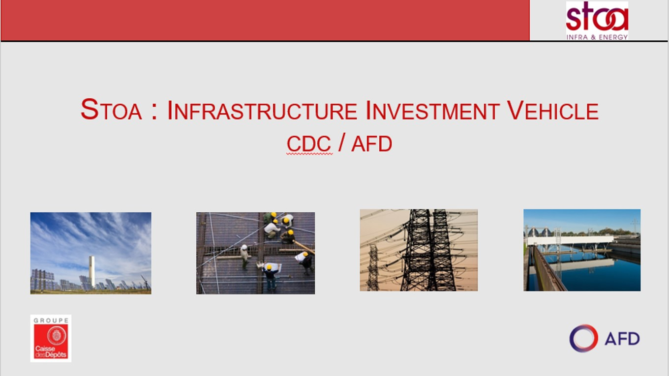 Bringing Variety to Export Finance: Infrastructure Investment Vehichle CDC/AFD