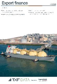 Export Finance report H1 2020
