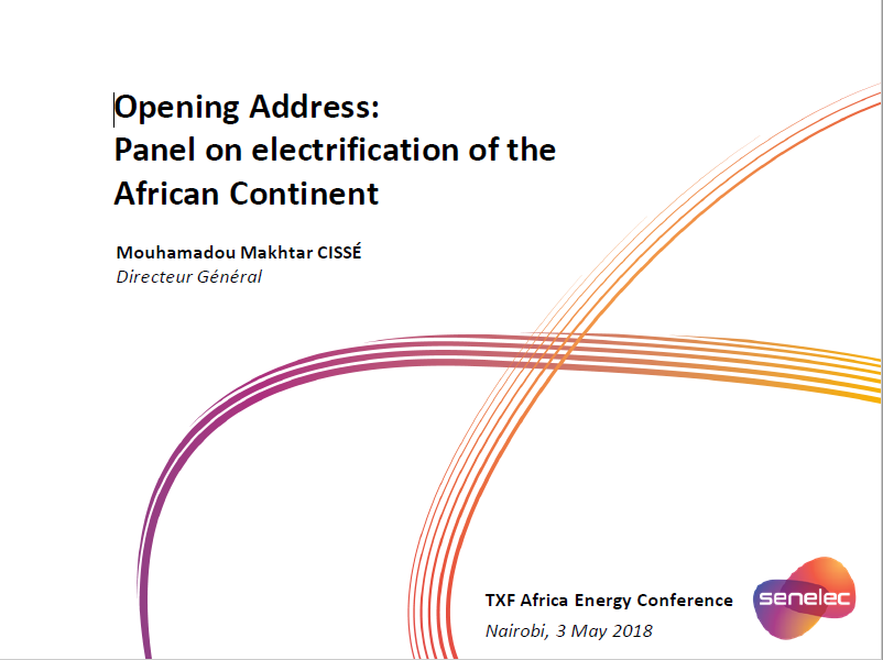 Powering Africa: A Fireside discussion