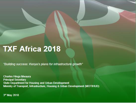 TXF Africa 2018 - TXF News