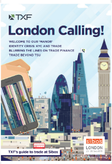 Sibos London Calling!