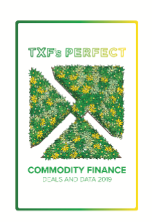 Commodity finance Deal of the Year Report 2019