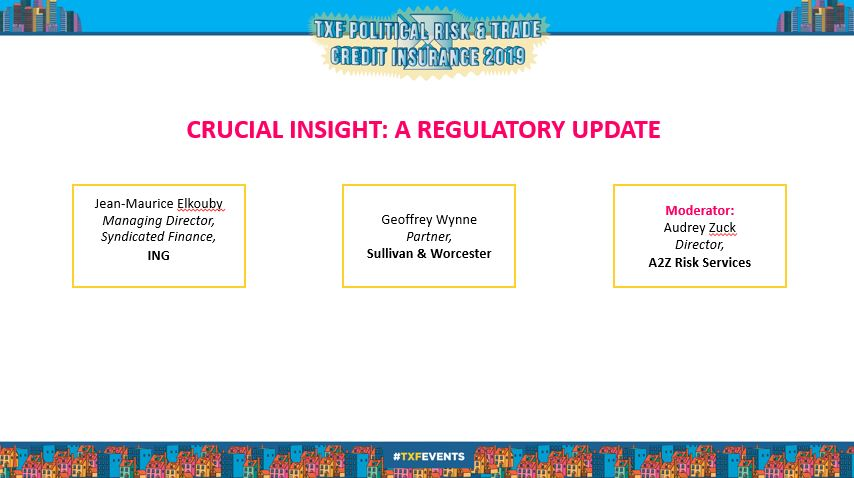 1140 Crucial insight: a regulatory update